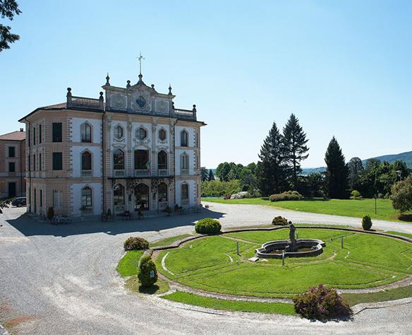 Villa Borghi Wellness SPA