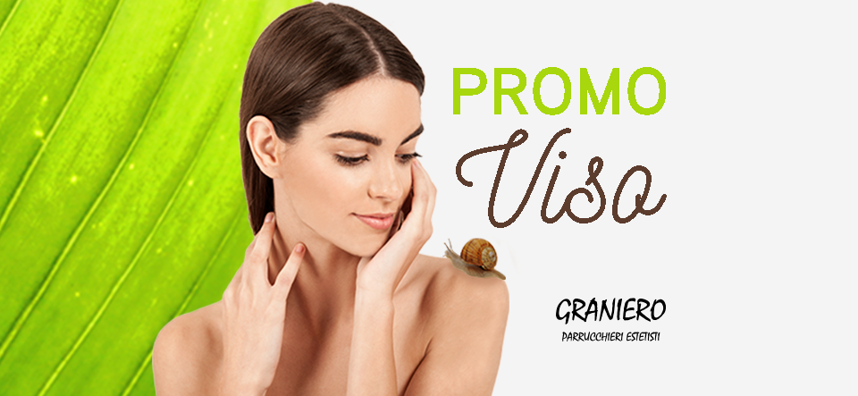 Promozione trattamento viso