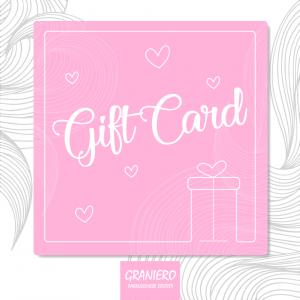 Love Week San Valentino Gift Card Graniero Varese