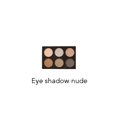 eye shadow nude HM MAKEUP