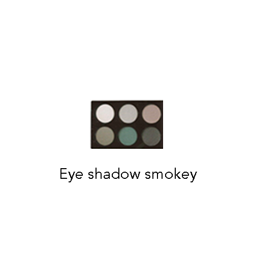 eye shadow smokey HM MAKEUP