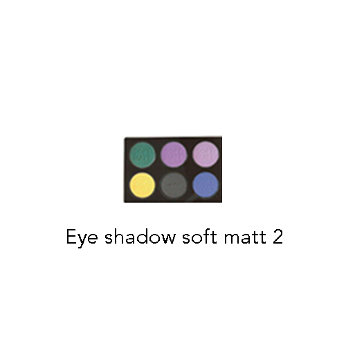 eye shadow soft matt2 HM MAKEUP